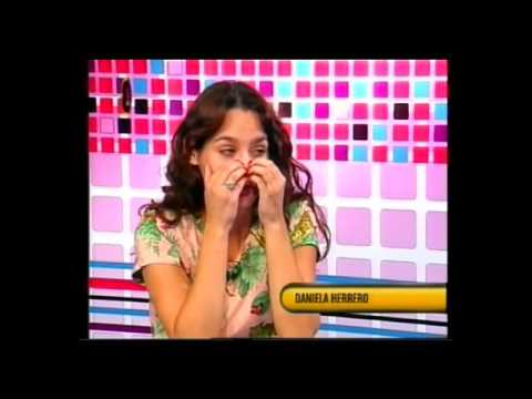 Daniela Herrero video Entrevista CM  - Estudio CM 2011