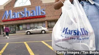 Man Trapped In Marshalls Store Wall Now Trespassing Suspect