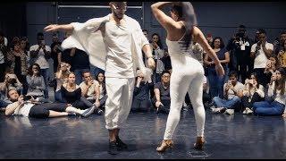 AZZEDINE & ANDREA _ LUXEMBOURG FESTIVAL 2019 (DJ REMCY) Puxii