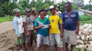 preview picture of video 'DEKLARASI MASYARAKAT KAB. PASER ANTI HOAX OLEH WARGA DESA KRAYAN DI KEC. LONG IKIS'