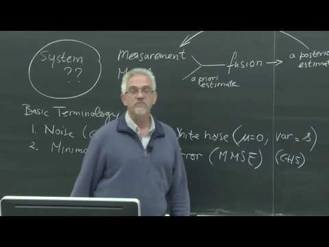 Lecture 11B:Kalman Filter, Dr. Wim van Drongelen, Modeling and ...