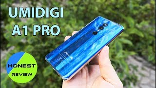 UMIDIGI A1 PRO - Full Review - Beautiful and Cheap Phone