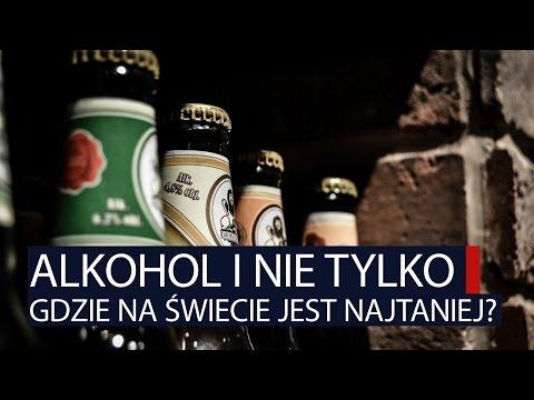 Kodowane z alkoholu Pawłowsk