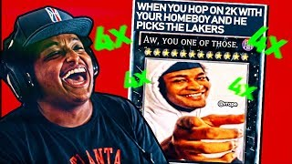 NBA 2K MEMES THAT WILL HELP YOU GET THROUGH YOUR REP GRIND