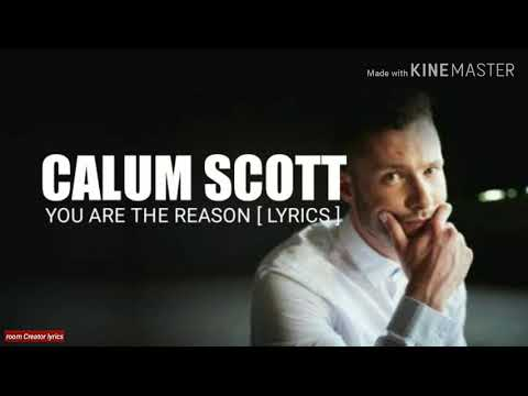 Calum Scott - You Are The Reason Lyrics + Terjemahan