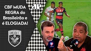 Nova regra do Brasileirão sobre técnicos é elogiada; confira