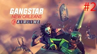 GANGSTAR NEW ORLEANS - ZOMBIES AND AIRLINES UPDATE GAMEPLAY - #2