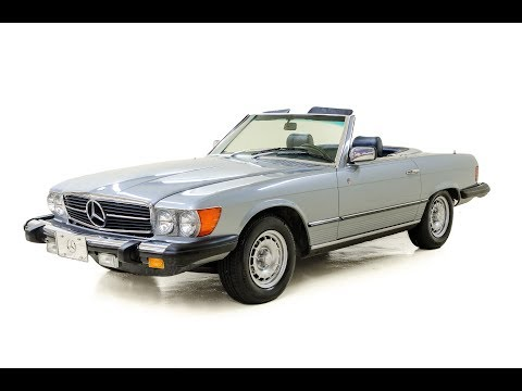 Video of 1980 450SL located in Concord North Carolina Offered by Autobarn Classic Cars - JQ4C