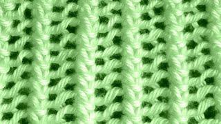 Como Tejer Punto ENCAJE FRANCES-French Lace Knitting 2 Agujas(108)