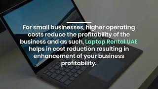 What are the Benefits of Renting Laptops Dubai?