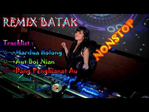 Dj Batak Paling Laris 2017 - Remix Batak Mardua Holong Mp3