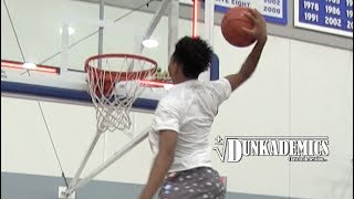 High School DUNK OFF at Pangos All American Camp!