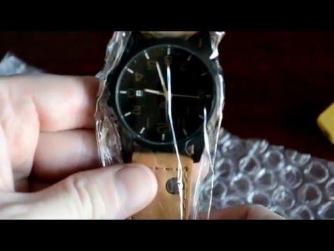 Получил часы SOKI и подарок от продавца