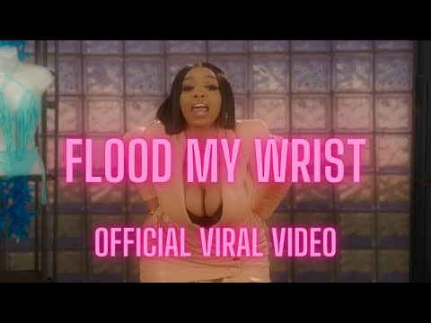 LightSkinKeisha - Flood My Wrist [Official Viral Video]