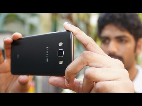 Samsung Galaxy J7 2016 Camera Review!