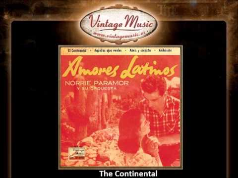 Norrie Paramor And His Orchestra -- The Continental (VintageMusic.es)