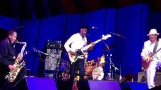 Santana,Herbie Hancock, Wayne Shorter, Marcus Miller  August 31 2016