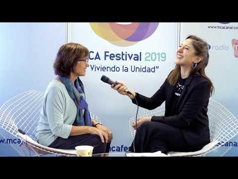 Entrevista a Ángeles Wolder en MCA Festival 2019