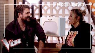Antonio Orozco And Karol G: