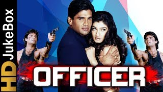 Officer 2001 | Full Video Songs Jukebox | Sunil Shetty