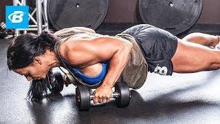 Ashley Horner's Full Body Tabata Workout