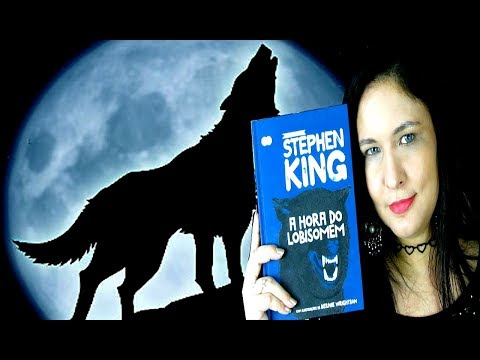 A hora do lobisomem - Autor: Stephen King