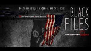Black Files - Teaser