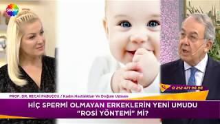 Show TV'de Zahide Yetiş'le programında Tüp Bebek ve tedavi yöntemlerini konuştuk.