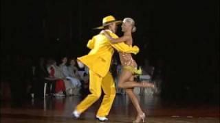 "Maxim Kozhevnikov & Yulia Zagoruychenko - Show Dance ""The Mask"" (WSSDF2007)"