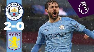 Man City 2-0 Aston Villa Pekan 1