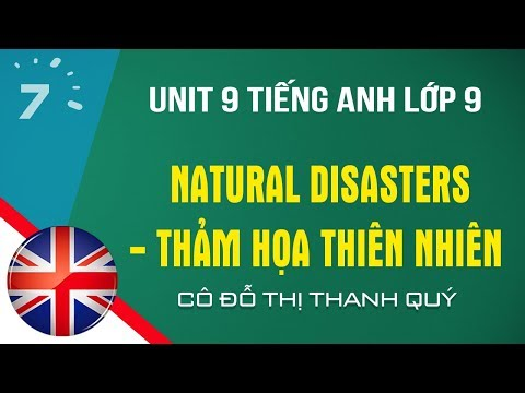 TIẾNG ANH 9 - UNIT 9 - GETTING STARTED - 7YS
