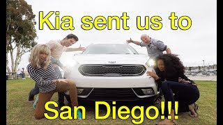 Rockin' with Kia in San Diego, CA - vlog #6