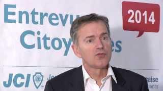 preview picture of video 'Entrevues citoyennes JCE Laval - question 1 : le centre-ville'