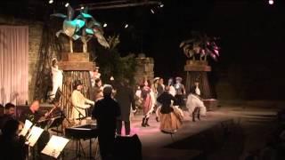Extraits Vidéos La Vie Parisienne - Offenbach - Bruniquel 2013 - Opéra Bouffe - Frank T'Hézan