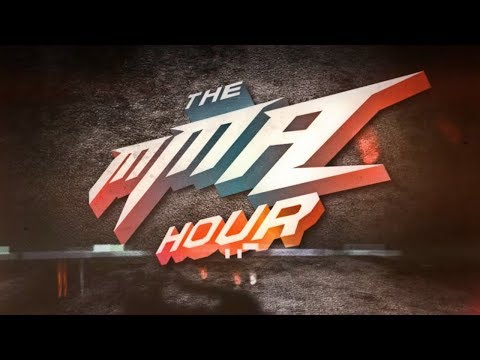 The MMA Hour Live – June 12, 2017