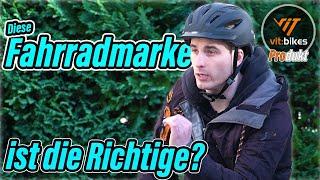 Welche Fahrradmarke soll ich kaufen? - vitbikesTV