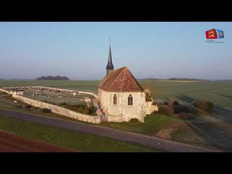 La petite église perdue - COURDEMANCHE