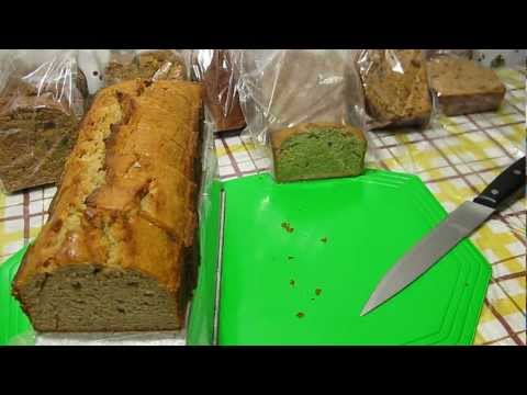"""""""Best Banana Bread Ever"""" (From baking to delivery selling then eaten)."""