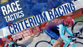 RACE TACTICS | KOMFA HEFFRON SERIES FINALE