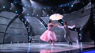 SYTYCD Season 10 - Top 20 Perform - Makenzie and Paul