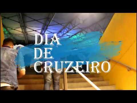 """DIA DE CRUZEIRO   CRUZEIRO 1 X 1 Vasco - Campeonato Brasileiro 2018"" Barra: Torcida Fanáti-Cruz • Club: Cruzeiro"