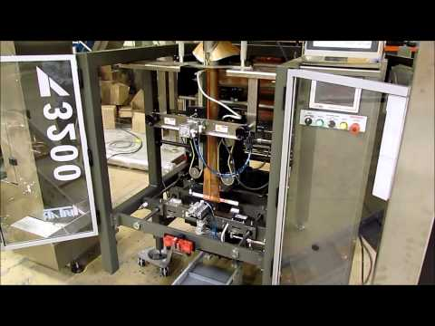 Vertical Filling Machine 3200 | Product Demonstration Video | All-Fill Inc - Model A-3200 (V/F/F/S) - sold by All-Fill