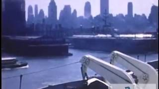 VIDEO: Classic footage of the SS United States