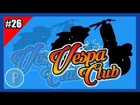Cara Buat Logo Club Motor