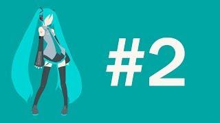 Подборка аниме приколов Best anime COUB #2 - Чуть не потерял дар речи (18+)