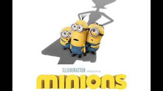 "Minions (2015) (OST) Spencer Davis Group - ""I'm a Man"""