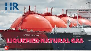 Verflüssigtes Erdgas