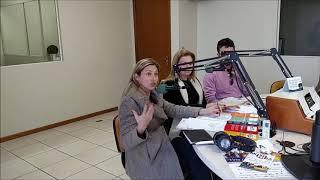 Entrevista na Rádio A Voz FM 87 5 Com a comitiva da multi fera da ACI