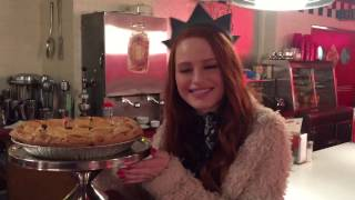 Download Youtube: Riverdale set visit with Madelaine Petsch