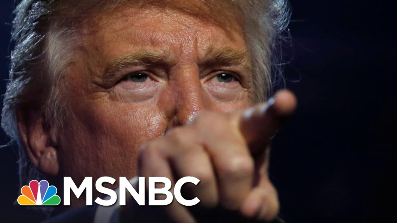 Donald Trump's Businesses Might Face Conflict Of Interest With China | MSNBC thumbnail